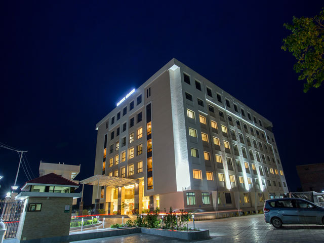 Hotel Classic Grande - Chingmeirong Road - Imphal Image