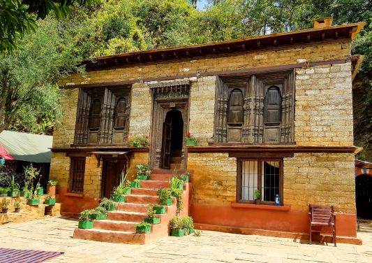 Wildrift Lodges Daan Kudi Heritage House - Goluchina - Ranikhet Image