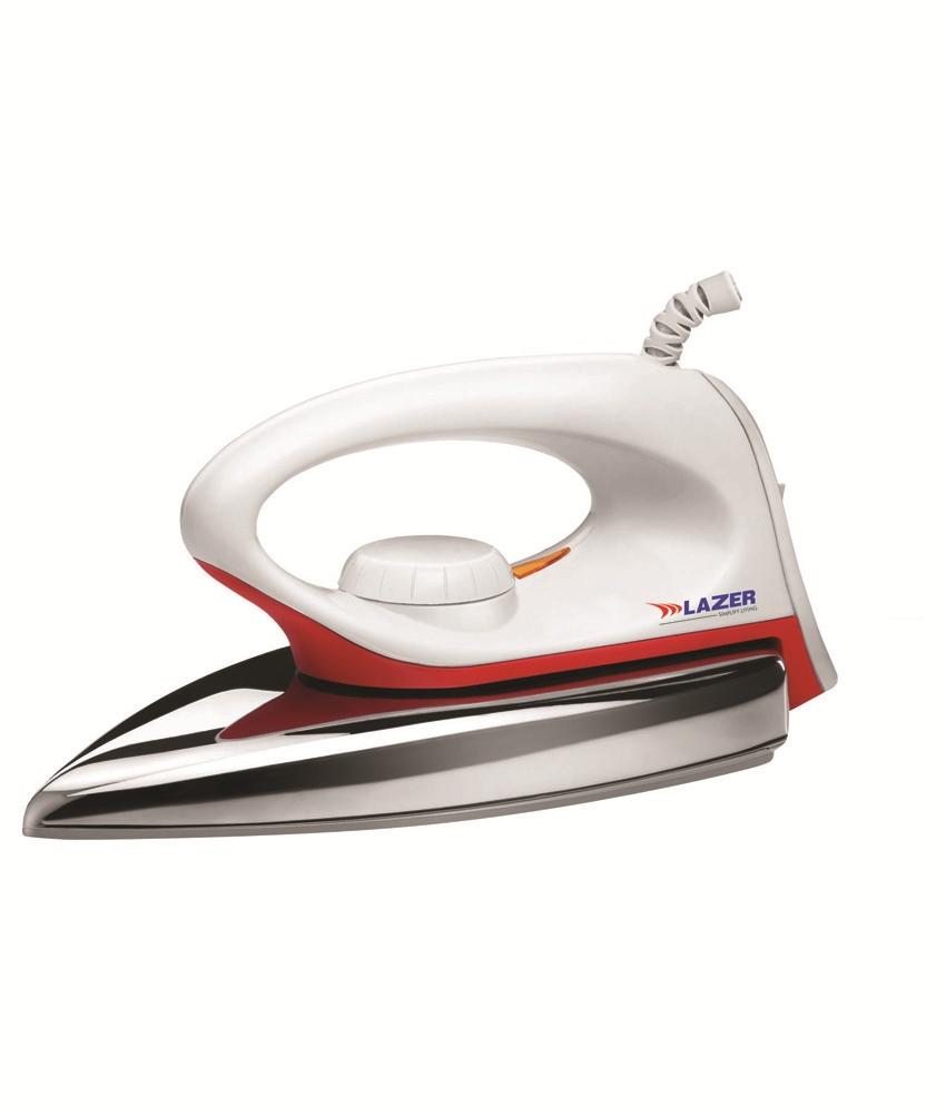 Lazer Sleek Dry Iron Image