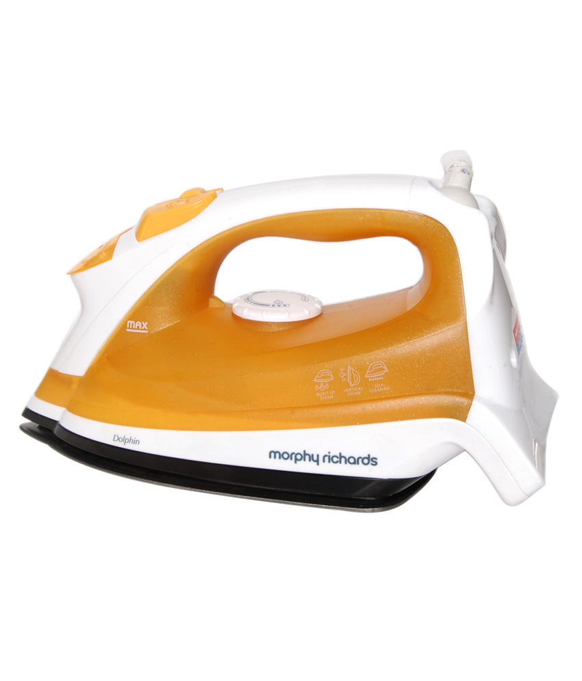 Morphy Richards Dolphin Steam Iron Image