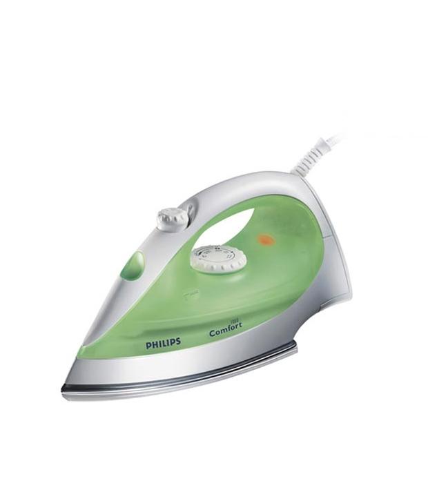 Philips GC1010 1200W Comfort Steam Spray Iron Image
