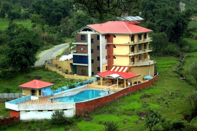 Hotel The Woodz - Chamotu - Kangra Image