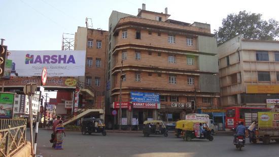 Kamat Lodge - Station Road - Hubli Image