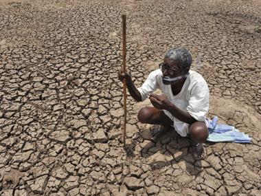 Maharashtra Drought Image
