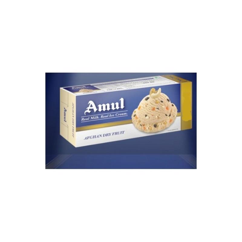 Amul Afghan Dryfruit Ice Cream Image
