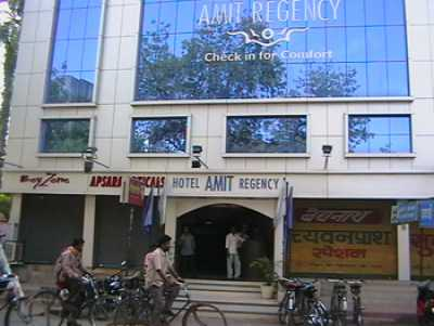 Hotel Amit Regency - Civil Lines - Raipur Image