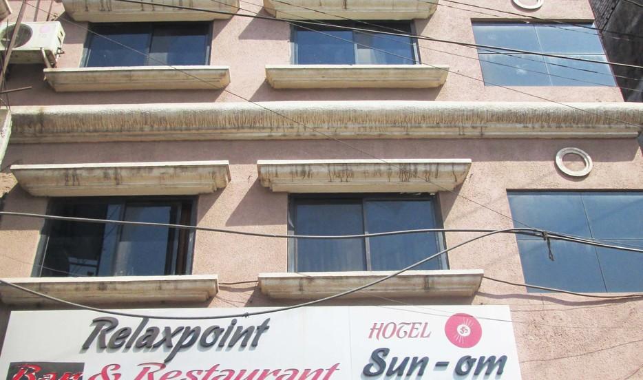 Hotel Sun Om - Balaji Nagar - Raipur Image