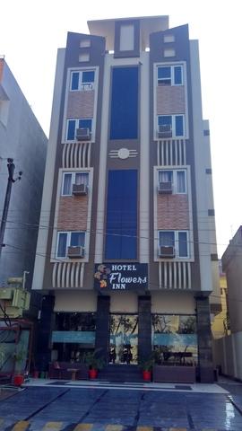 Hotel Flowers Inn - Mahaveer Nagar - Kota Image