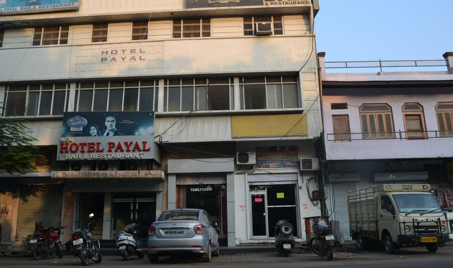 Hotel New Payal - Nayapura - Kota Image