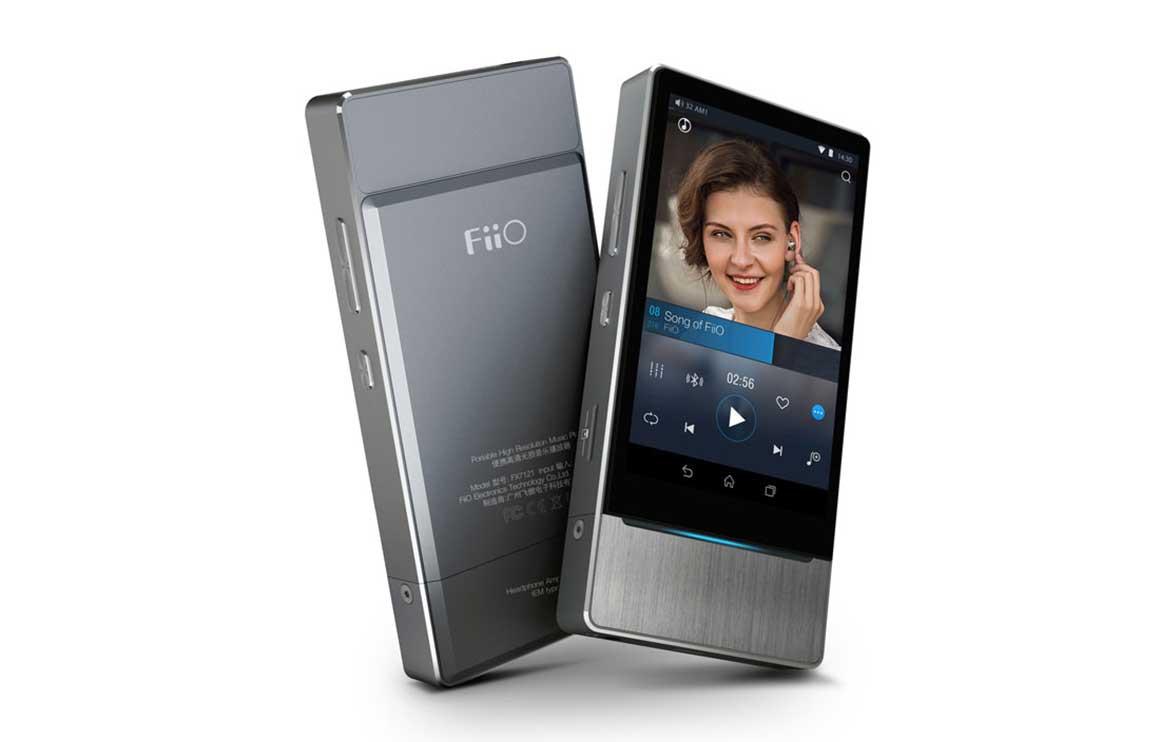 Fiio X7 Image