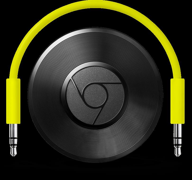 Chromecast Audio Image