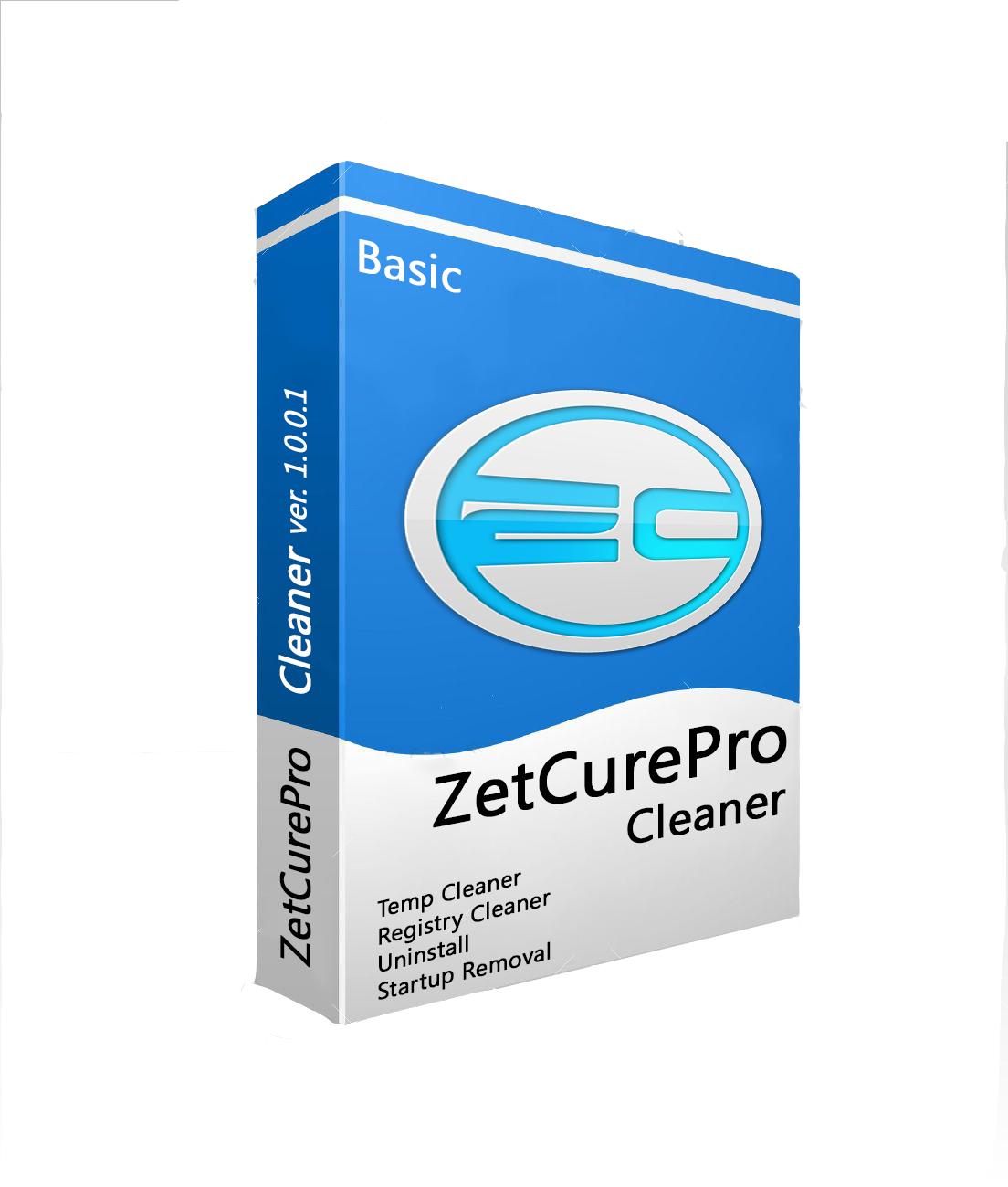 ZetCurePro Cleaner Image