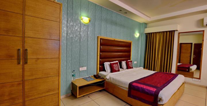 Hotel Citi Inn - Zirakpur Image
