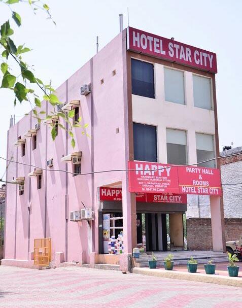 Hotel Star City - Dhakuli - Zirakpur Image