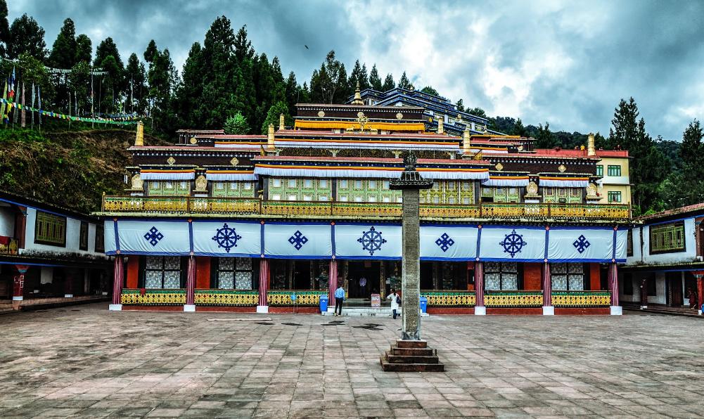 Rumtek Monastery - Gangtok Image
