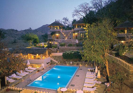 The Aodhi - Rajsamand - Kumbhalgarh Image