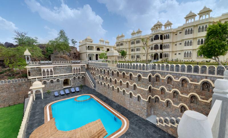 The Kumbha Bagh - Village Udawar - Kumbhalgarh Image