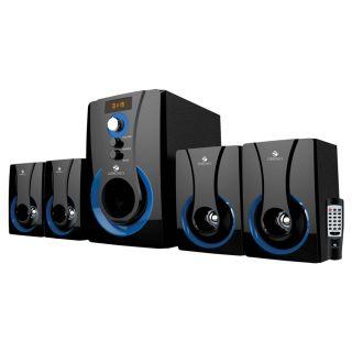 Zebronics ZEB-SW3490RUCF 4.1 Multimedia Speakers Image