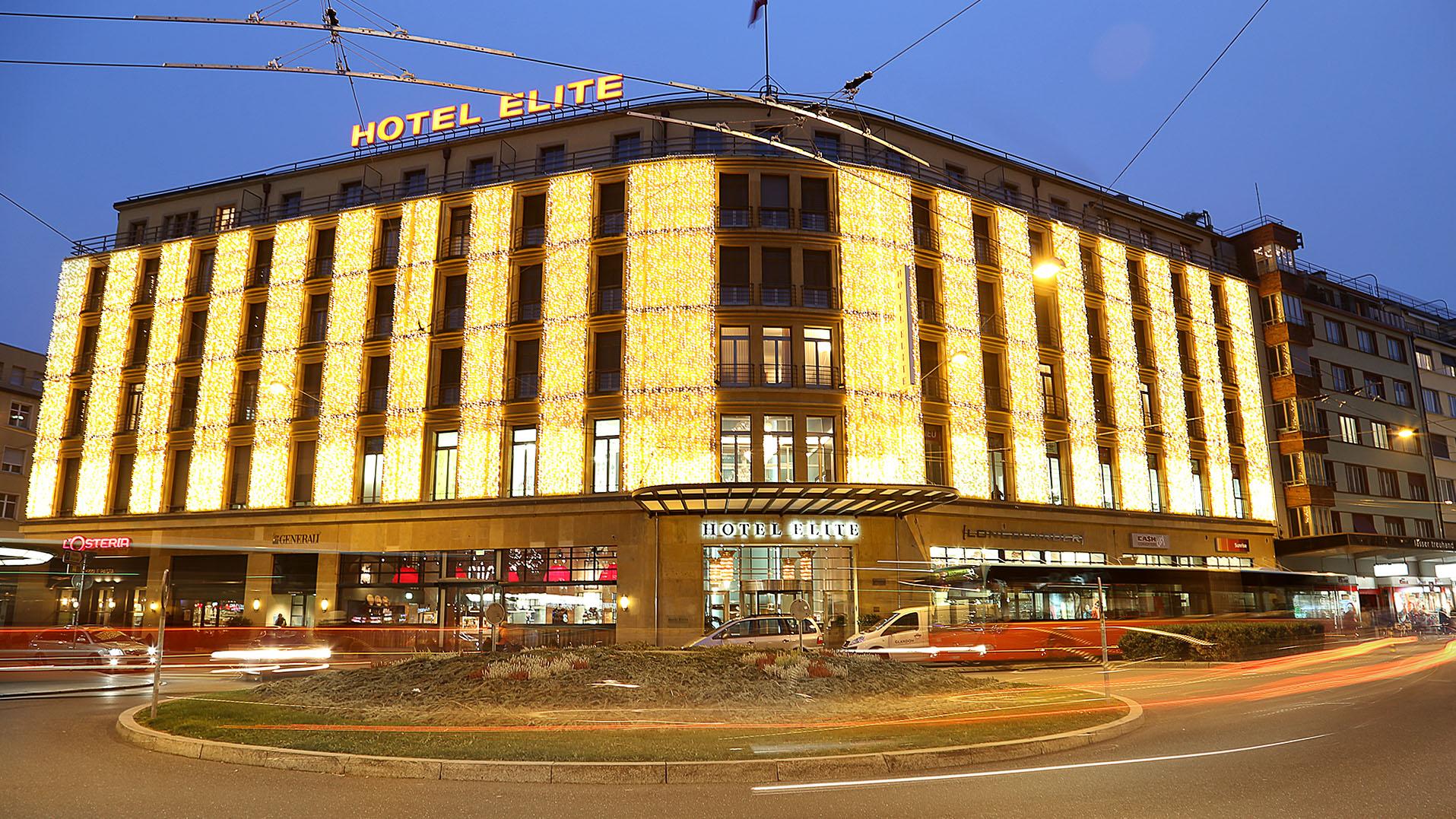 Hotel Elite East Nada Guruvayoor Image