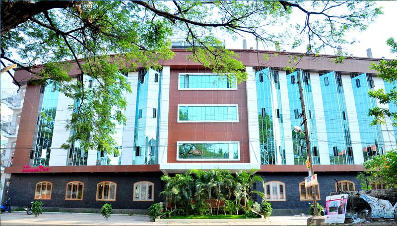 Hotel Pushpanjali Gvr East Nada Guruvayoor Image