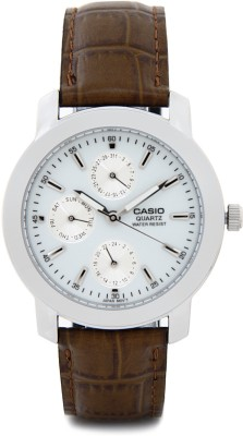 Casio A166 Enticer Analog Watch Image