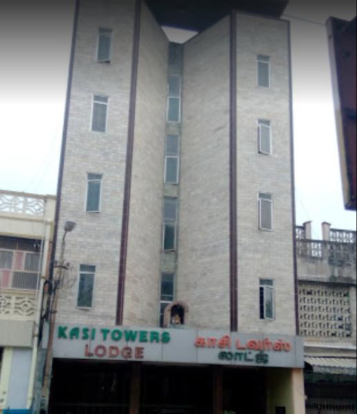 Hotel Kasi Tower - TSR Big Street - Kumbakonam Image