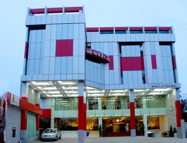 Hotel Le Garden - Naal Road - Kumbakonam Image