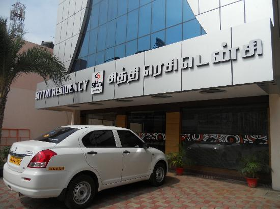 Hotel Sitthi Residency - Mutt Steet - Kumbakonam Image