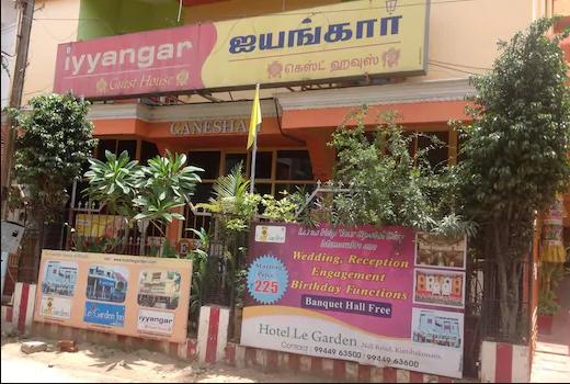 Iyyangar Guest House - Pachayappa Agraharam Street - Kumbakonam Image