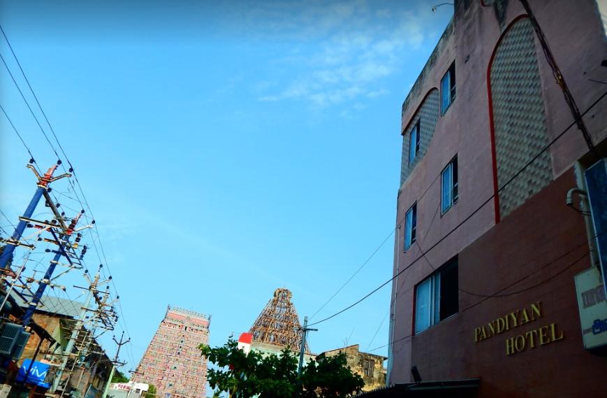 Pandian Hotel - Sannathi Street - Kumbakonam Image