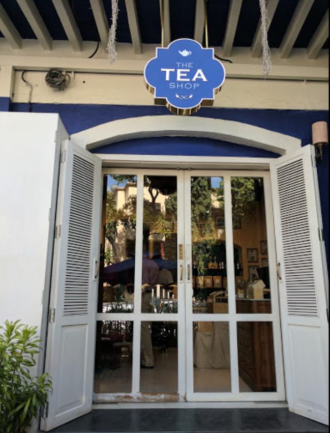 Taj Mahal Tea House - Bandra - Mumbai Image