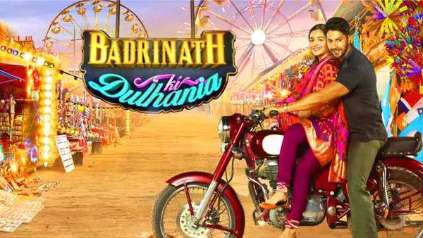 Badrinath Ki Dulhania Image
