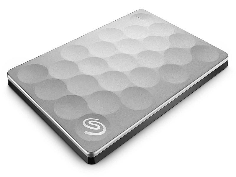 Seagate Backup Plus Ultra Slim HDD 1TB Image