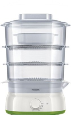 Philips HD9125/00 Food Steamer Image