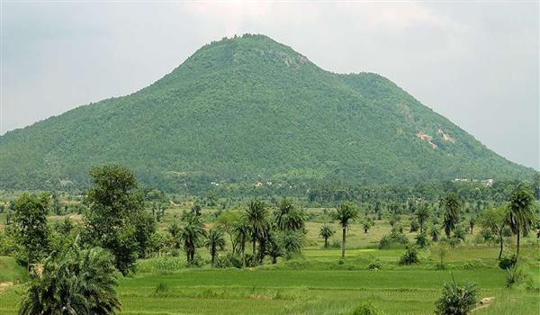 Susunia Hills Image