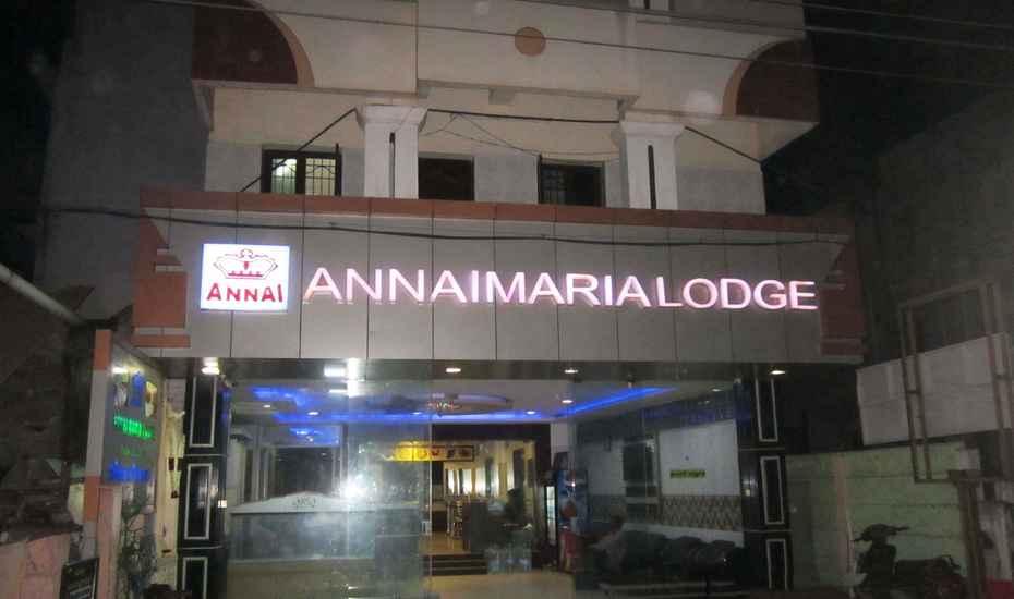 Annai Maria Lodge - Nagai - Velankanni Image