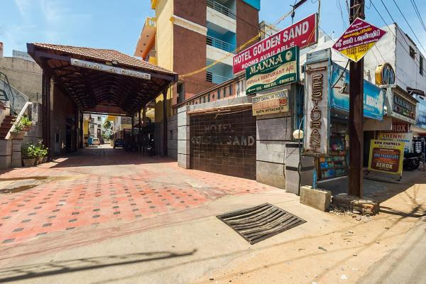 Hotel Golden Sand - Church Main Road - Velankanni Image