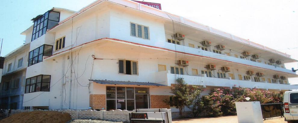 Hotel Wilson - Nagapattinam - Velankanni Image