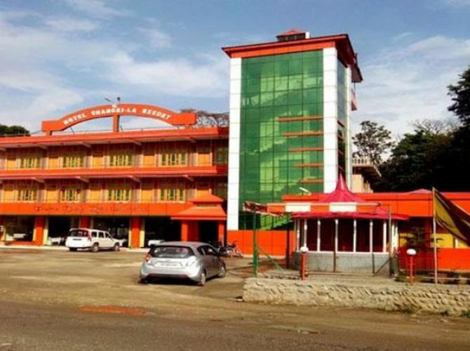 Besillio Grand Hotel & Restaurant - Sunder Nagar - Mandi Image