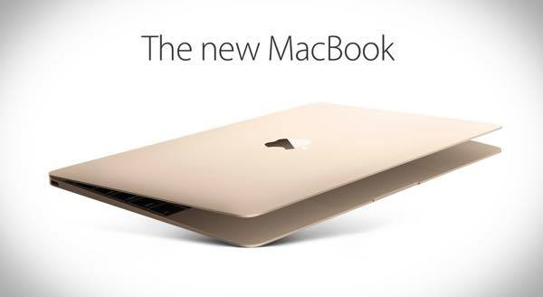 Apple MacBook 2016 Image
