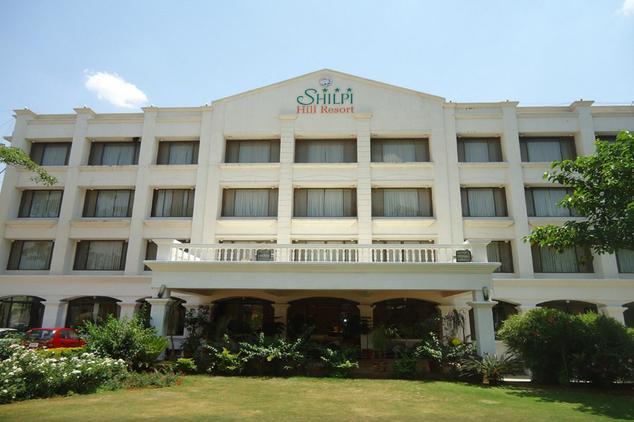 Shilpi Hill Resort - Nashik Road - Saputara Image