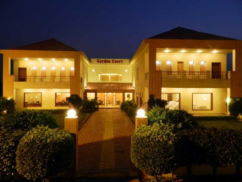 Hotel Garden Court - Indira Colony - Hoshiarpur Image