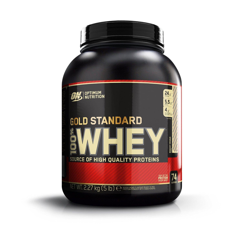 Optimum Nutrition Whey Protein Image