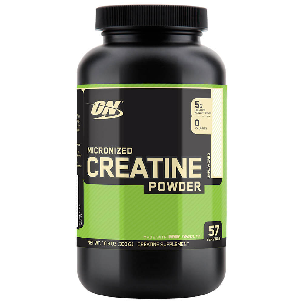 Optimum Nutrition Micronized Creatine Powder Image