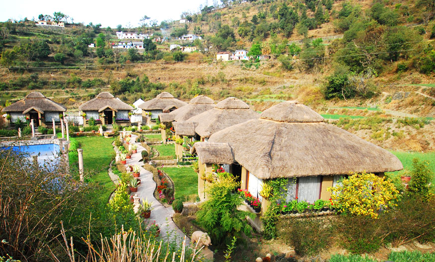 The Lake Village - Chunoti Village - Naukuchiatal Image