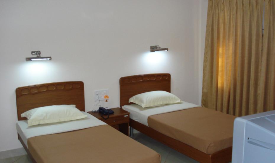 Hotel Manikrishna - Mahatma Gandhi Road - Jeypore Image