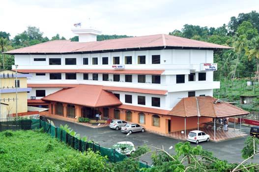 Hotel Maria International - A M Road - Kothamangalam Image
