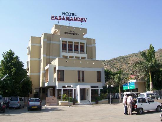 Hotel Baba Ramdev - Dev Nagari Colony - Sirohi Image
