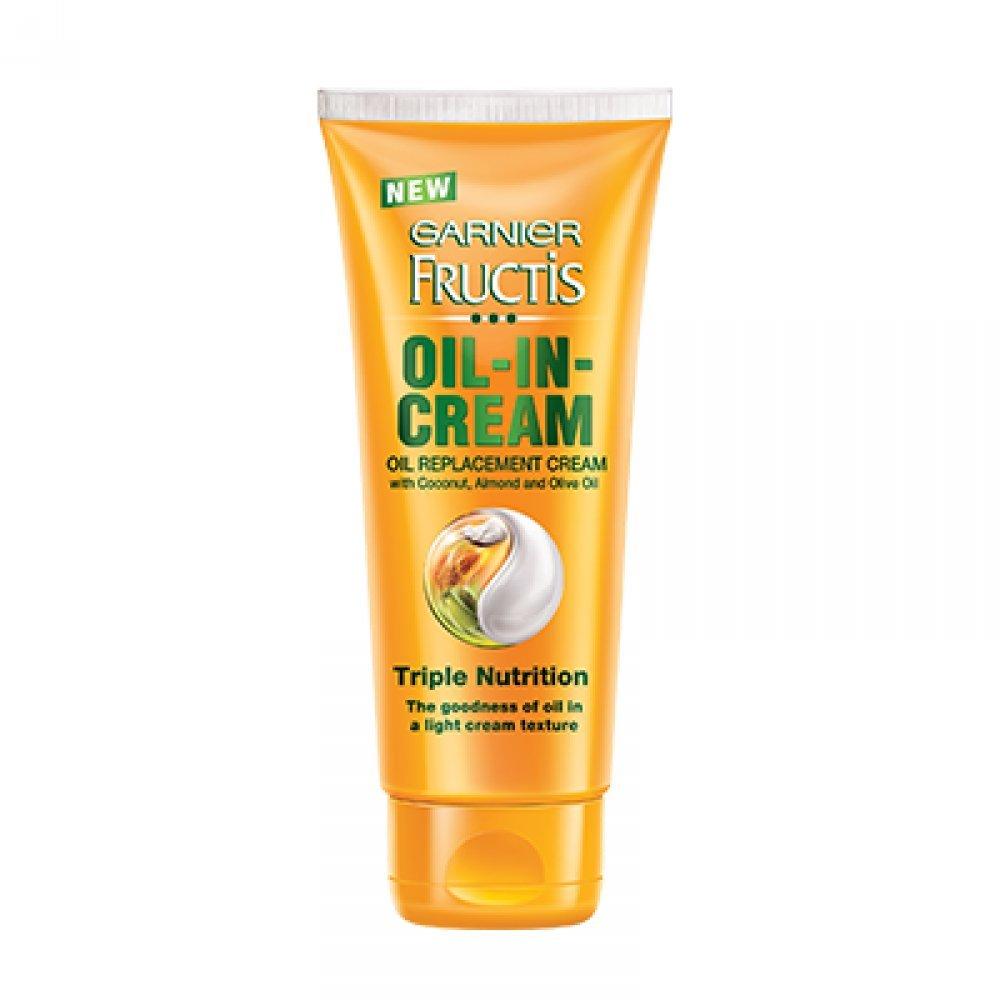 Garnier Fructis Triple Nutrition Oil-In-Cream Image