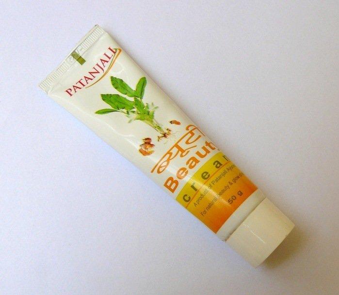 Patanjali Beauty Cream Image